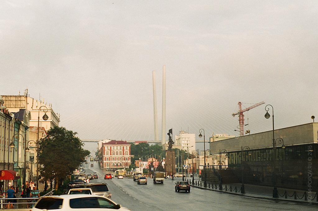 Вид на Центральную площадь