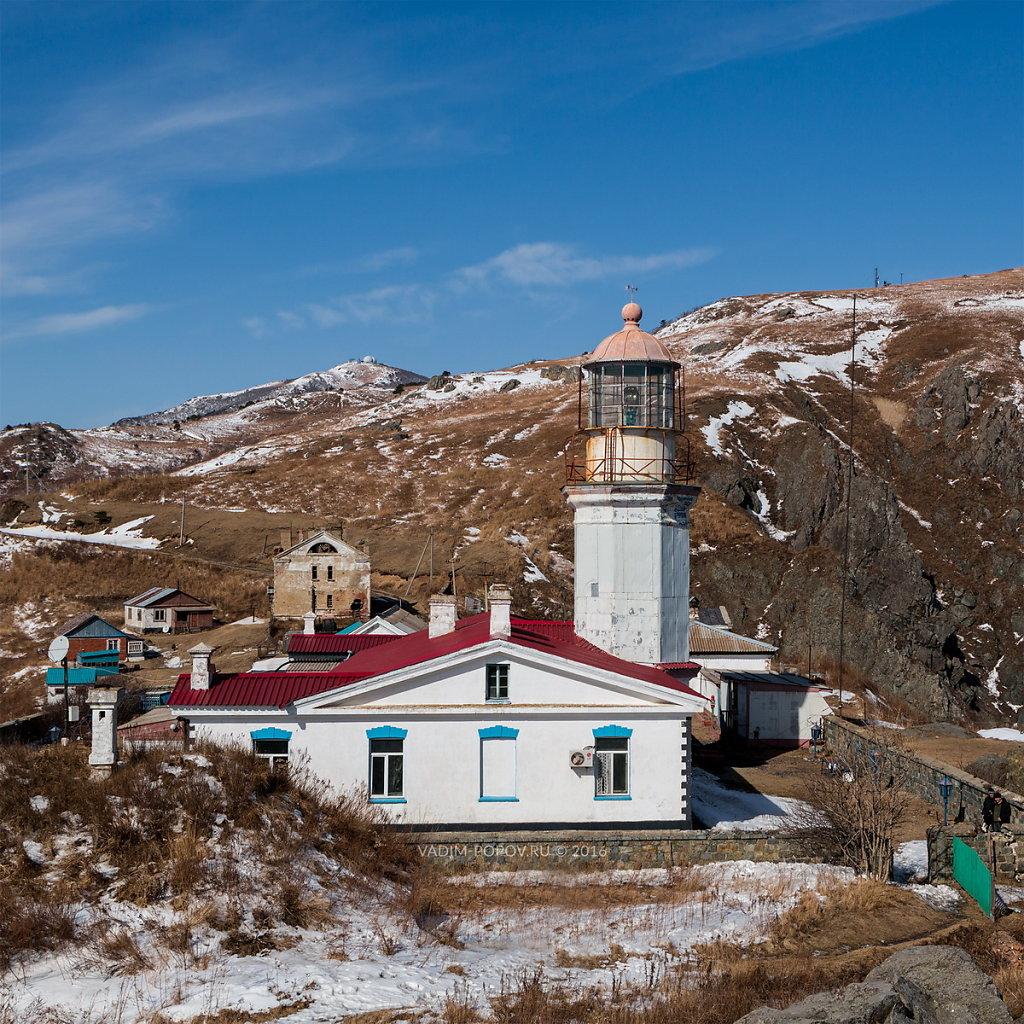 Бухта Витязь и маяк Гамова