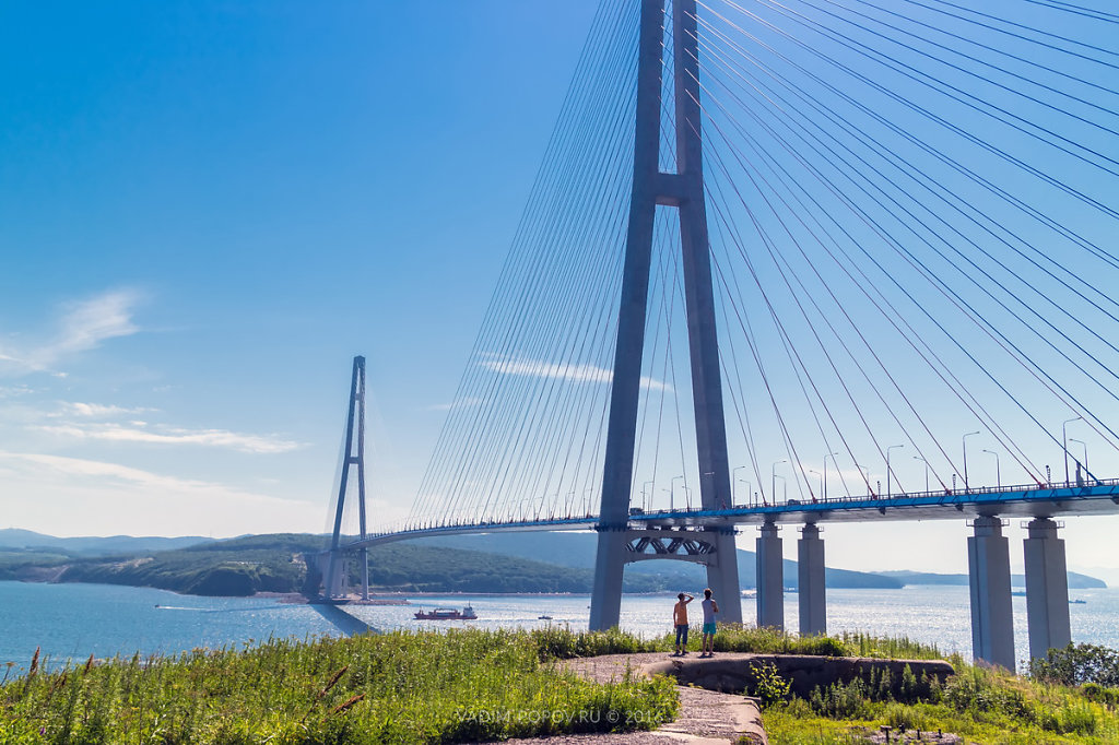Пейзажи Владивостока
