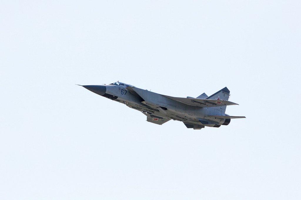 Выставка авиационной техники на аэродроме «Центральная Угловая»