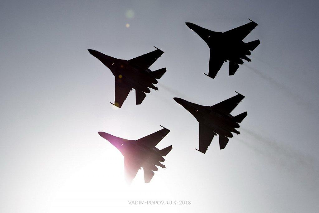 «Соколы России»